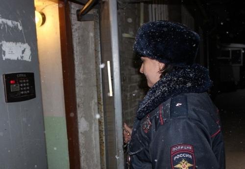 Поймали нарушителей. Полицейские занялись «Районом»