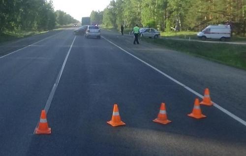 Не уверен – не обгоняй! В дорожно-транспортном происшествии пострадала жительница Увельского района