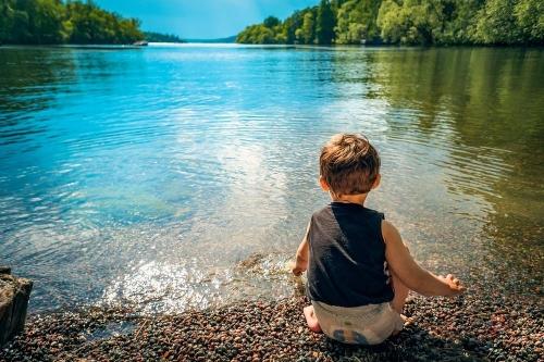 «Давайте купаться, плескаться…» Для водных процедур выбирайте только разрешённые для этого места