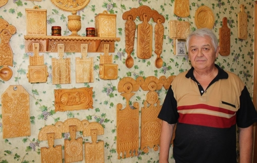 Назначенный судьбой. Бывший начальник Южноуральского ОВД встречает свой юбилей в отличной творческой форме