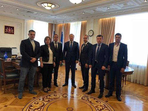 В рамках сотрудничества. Делегация Южноуральска побывала с рабочим визитом в Екатеринбурге