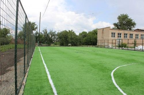 Все на матч! Юные сельские футболисты будут тренироваться на собственном поле