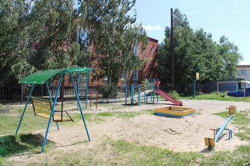 Плюс четыре. Детских площадок в Увельском районе прибавилось