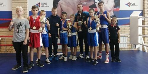 Непобедимые. Юные боксёры из Южноуральска показали высший класс