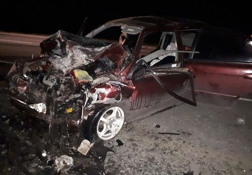 Ночная трагедия. В ДТП на территории Увельского района погибла молодая женщина