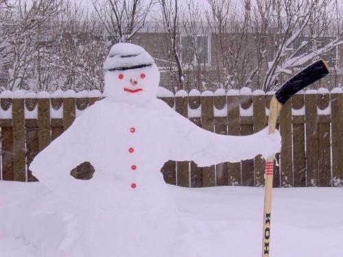 Готовьте идеи! Жители Южноуральска будут собирать снег с фантазией