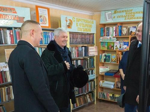 Читайте, познавайте! Книжный фонд Мордвиновской сельской библиотеки пополнился новыми изданиями