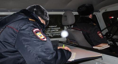 Ночной дозор. Южноуральские стражи порядка «почистили» район