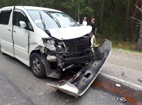 Опасные маневры. Южноуральские водители пополнили сводку дорожных происшествий