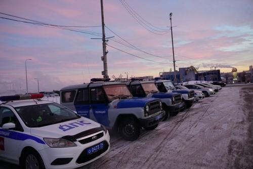 В усиленном составе. Южноуральские правоохранители выйдут в «Ночь»