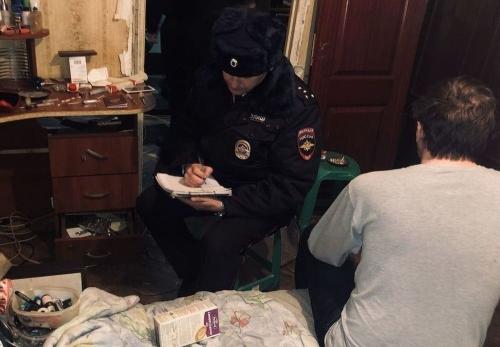 Именем закона. Южноуральские полицейские ликвидировали наркопритон