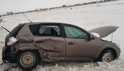Не самый лучший день. В дорожных авариях в Увельском районе пострадали две автоледи