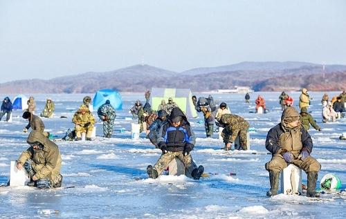 Под занавес зимы. Южноуральские рыбаки объявляют большой сбор
